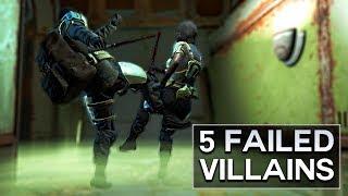 Fallout 4 - 5 Failed Villains