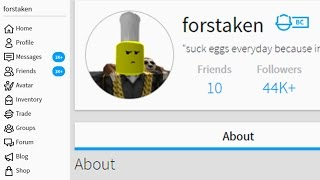 HACKING MY FRIENDS ROBLOX ACCOUNT (REVENGE)