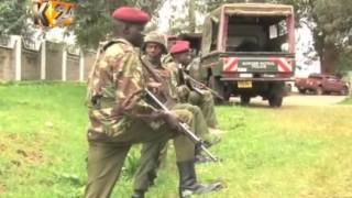 Relative calm in Kapenguria, following attack on Kapenguria police station