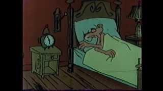 Rózsaszín Párduc - Párduc az éjszakában (magyar szinkron)