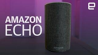 Amazon Echo 2nd generation review