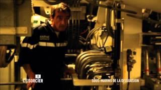 Sous marin de la dissuasion - C'est pas sorcier