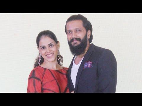 Xxx Mp4 Riteish Deshmukh Amp Genelia Deshmukh At Launch Of The Labour Analgesia App Birth Ease 3gp Sex