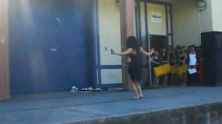 Hawiian Dancers.