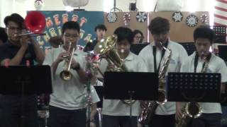 AAVN Shool Band Christmas Special