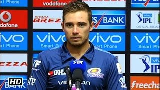 IPL 9 MI vs SRH: Mumbai Indians Will Bounce Back: Tim Southee