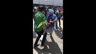 Pakistan Vs India Dhol Ki Thap Pe On Champions Trophy 2017 Final