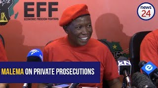 Duduzane and his father will be prosecuted - Malema