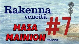 (7) MAAILMAN VAATIVIN TUOMARI!!! - Rakenna veneitä Masan kanssa