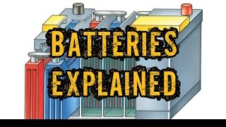 Batteries Explained - Lead Acid, AGM, Gel, Deep Cycle, Cranking, and more!