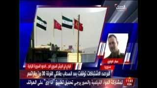 النقيب عمار الواوي يتحدث عن اعتداء النصرة على الفرقة 30