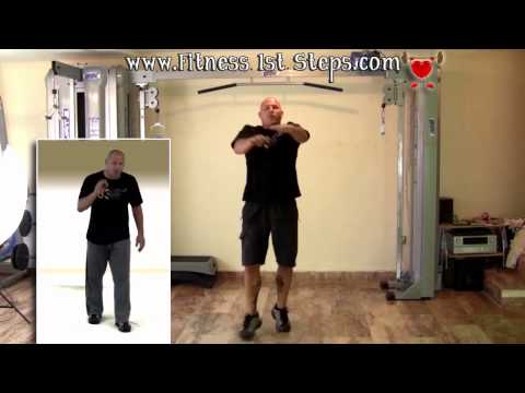 Exercise Warm Up 10+ 6+ or 3+ minutes With Music