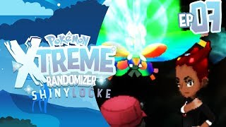 GRANT IS TOUGH... RIP!! Pokemon XTREME Randomizer ShinyLocke! Episode 07