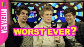 The Vamps worst ever Christmas present - CBBC