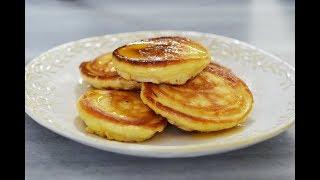 طرز تهیه خاگینه ماستی برای یک صبحانه یا عصرانه کامل | Fluffy Persian Pancake Recipe