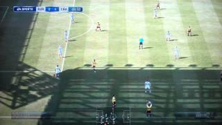 Fifa 12 Crawley playthrough Part 239 - Burnley v Crawley