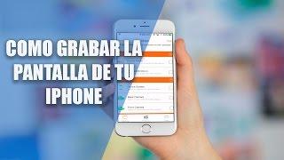 Vidyo   Como grabar la pantalla de tu iphone o cualquier dispositivo IOS(Sin Jailbreak)
