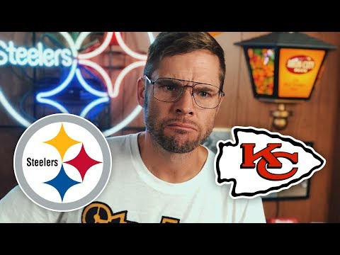 Xxx Mp4 Dad Reacts To Steelers Vs Chiefs Week 2 3gp Sex
