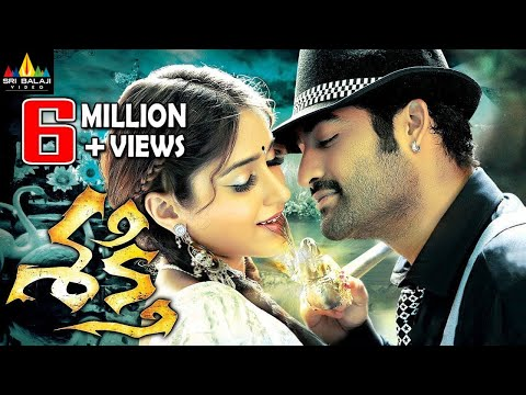 Shakti Telugu Full Movie | Jr.NTR, Ileana | Sri Balaji Video
