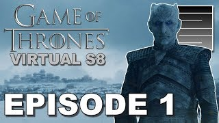 "Game Of Thrones Season 8 Episode 1 - ""The Last Hearth""    Boston University Virtual Final Season"