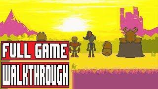 UNDERTALE Full Game Gameplay Walkthrough (Neutral & True Pacifist Run) - PS4