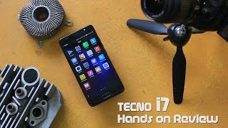 Tecno i7 Hands on Review in Bangla