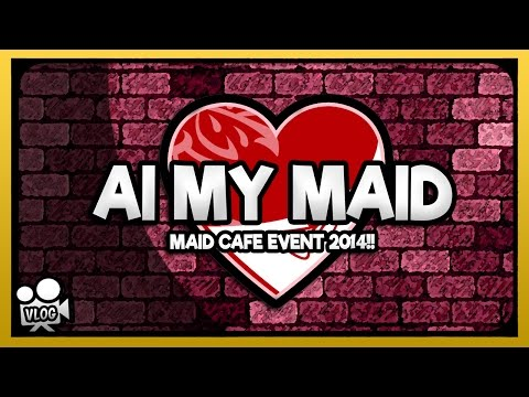 AI MY MAID x SHIMOGAMO 2014 @ Camden Town - (Super Smash Sisters Event) |【#Season II】