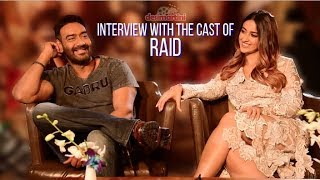 Interview with the cast of Raid | Ajay Devgn | Ileana D
