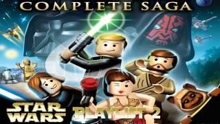 Lego Star Wars die Komplette Saga Playlist Logo 2
