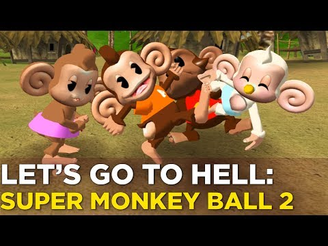 Nick and Griffin Turn SUPER MONKEY BALL 2 Inside Out — LET S GO TO HELL