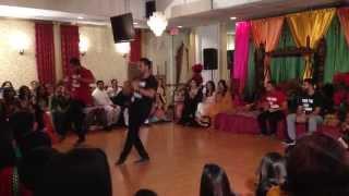 Mehndi Bhangra Dance August 2014