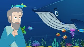 Jonah and the Whale | Stories of God I Animated Children