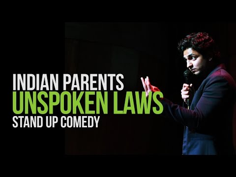 Indian Parents, OCD and Electricity at Home - Stand Up Comedy by Kenny Sebastian