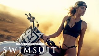 Golf Star Paige Spiranac Gets Down & Dirty For SIS Debut | Intimates | Sports Illustrated Swimsuit