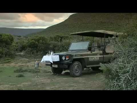 Shamwari Private Game Reserve in the Eastern Cape in South Africa