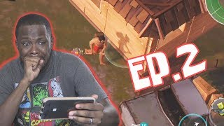 I'M NERVOUS! RAIDING MY FIRST PLAYER HOME BASE! - Last Day On Earth: Survival Ep.2PLAYER HOME BASE!
