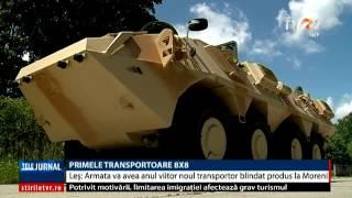 Transportor blindat 8X8