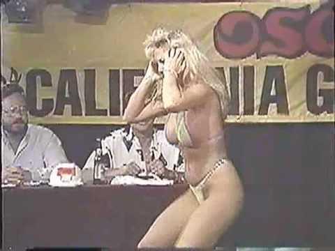 Jeannie in California Girl Bikini Contest 16