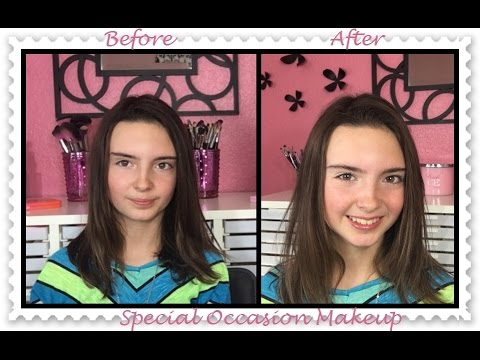 Xxx Mp4 Age Appropriate Preteen Makeup Tutorial Makeup For Everyday Special Occasions 3gp Sex