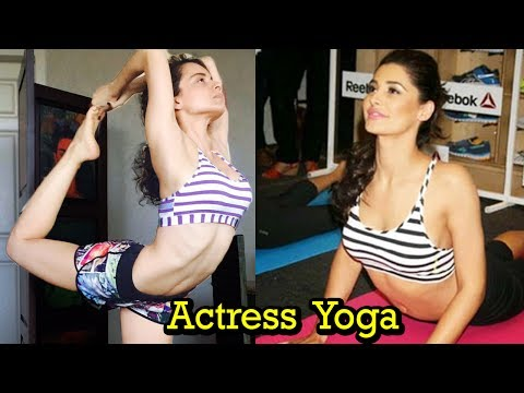Bollywood Actress Yoga Workout | Kareena Kapoor,Bipasha Basu,Deepika Padukon,Anushka Shetty | 2017