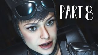 INJUSTICE 2 Walkthrough Gameplay Part 8 - Catwoman (Story Mode)