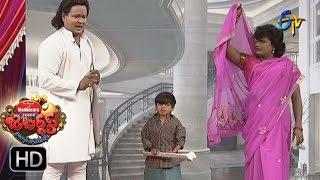 Bullet Bhaskar Sunami Sudhakar Performance | Jabardasth | 24th November 2016 | ETV  Telugu