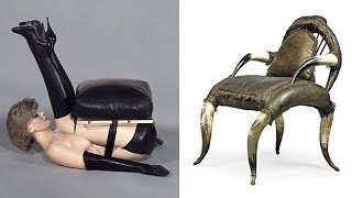 Most Creative and Unusual Chair Designs Ever  