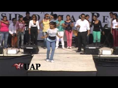 XV ANIVERSARIO UAP BARTOLA 5 CONCURSO DE CHICAS BAILANDO MÙSICA NEGRA
