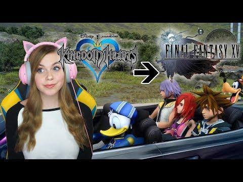 Xxx Mp4 Kingdom Hearts Mods In Final Fantasy XV 3gp Sex