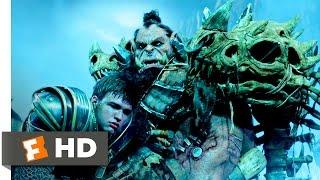 Warcraft - Casualties of War Scene (5/10) | Movieclips