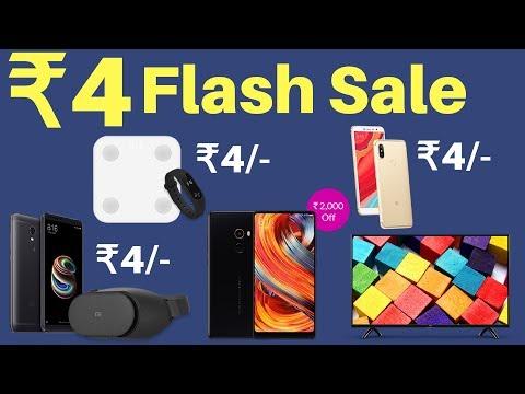 Xxx Mp4 Xiaomi Mi 4th Anniversary Sale Best Deals Offers You Can Get Mi Sale 2018 3gp Sex