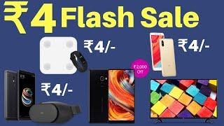 Xiaomi Mi 4th Anniversary Sale - Best Deals & Offers You Can Get | mi sale 2018