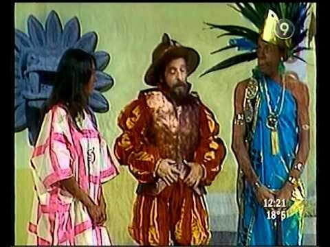 Chespirito 1981 Hernán Cortés