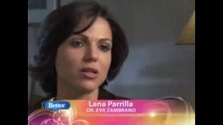 Miami Medical's Lana Parrilla Interview